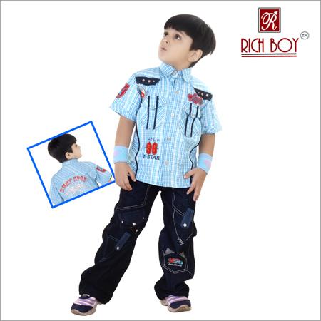 Boy's Caasual Cotton Wear