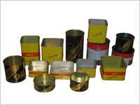 Automobile Tin Containers