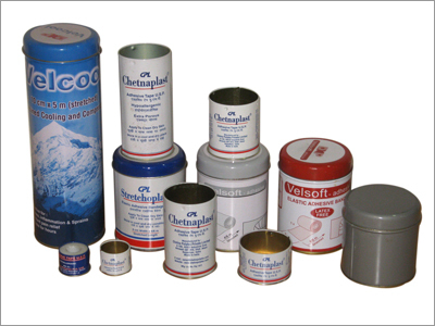 Polish Tin Containers
