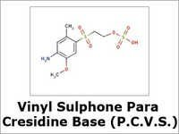 Vinyl Sulphone Para Cresidine Base P C V S
