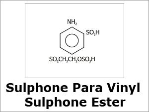 Sulphone Para Vinyl Sulphone Ester