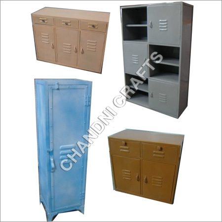 Industrial Iron Furniture