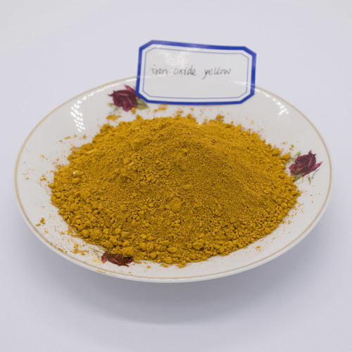 Red & Yellow Oxide (Synthetic)