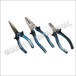 Chrome Plated Pliers