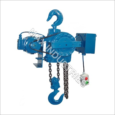 2 Ton Motorized Chain Pulley Block