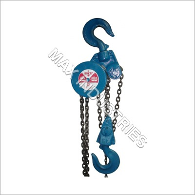 5 Ton Industrial Chain Pulley Block