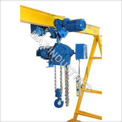 Monorail Chain Hoist