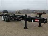 10 Ton ISO Container Trailer