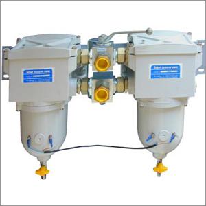 Twin Water Separator 80 LPM