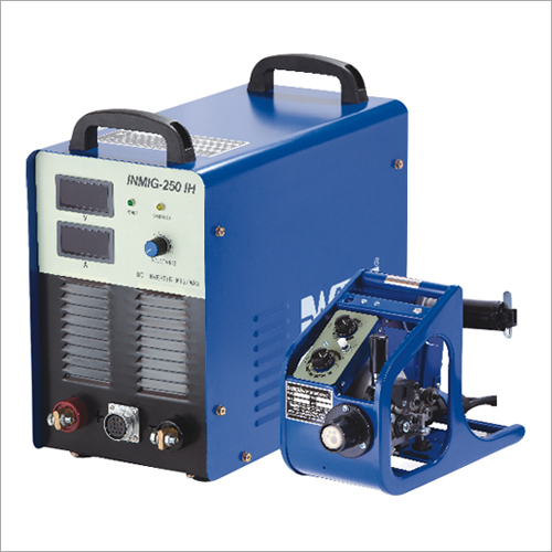 Inverter Based MIG/ MAG Welding Machine