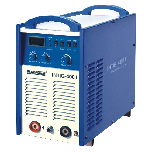 Inverter Based MMA/ TIG Welding Machine