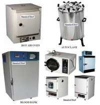 Blood Bank , Autoclaves , Oven