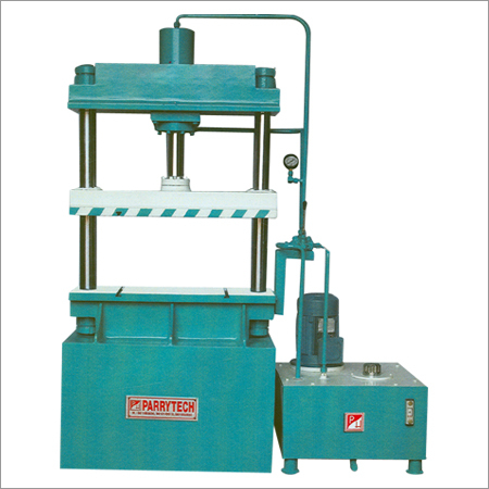 Hydraulic Press Cutting Machines