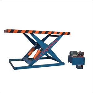 Plywood Scissor Lift