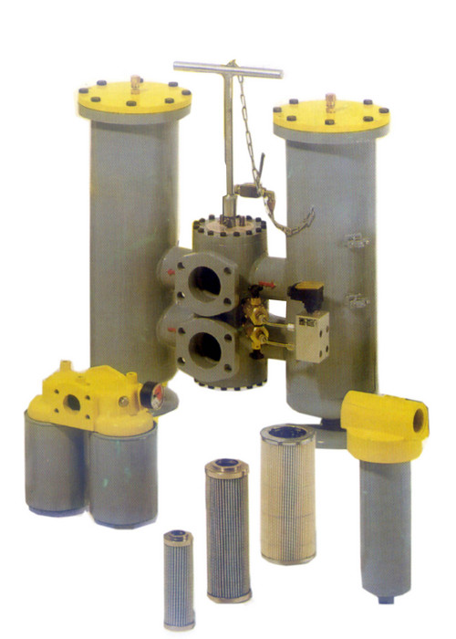 Pollution Duplex Strainer