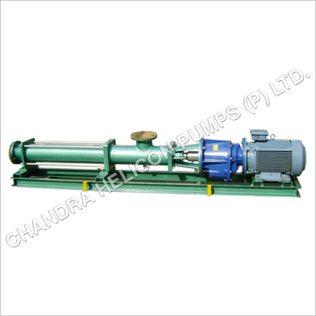 Cavity Pumps