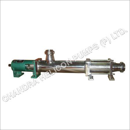 Food Grade Stainless Steel Pump