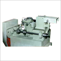 Head Turning & Mouth Reaming Machine