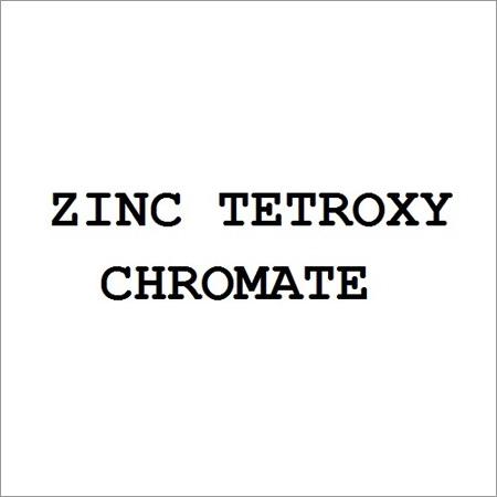 Pure Zinc Tetroxy Chromate