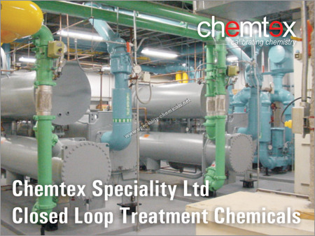 Closed Loop Chiller Circuit Treatment Chemicals
