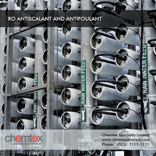 Ro Antiscalant And Antifoulant