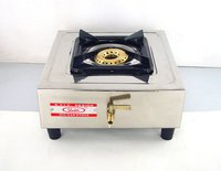 S.S Biogas Single Burner