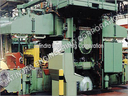 Cold Rolling Mills Machinery