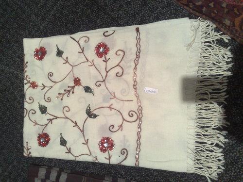 Aari Embroidered Stoles