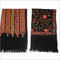 Aari Embroidered Jali Work Shawls