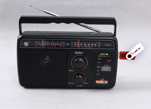 Portable Radio/USB Radio