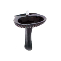 Crown Pedestal Wash Basin