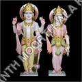 Vishnu & Laxmi Statue