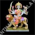 Religious Goddess Durga Murti