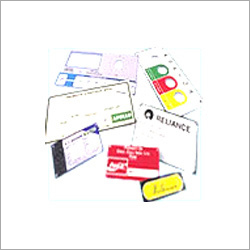 Anodized Aluminium Labels
