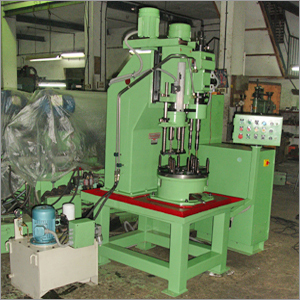 Two Station Rotary Drilling Machine