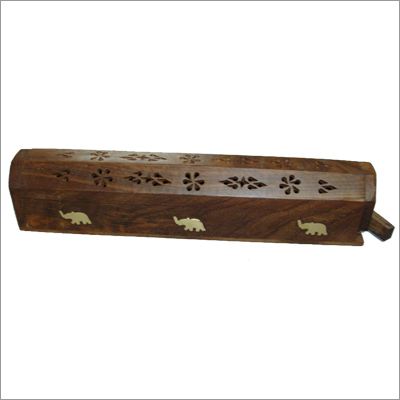 Coffin Incense Box