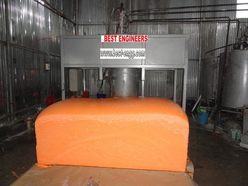 Batch Foam Machine( Auto)