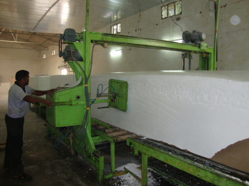 Block Foam Cutting Machine