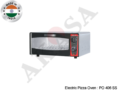 Electric Pizza Making Oven