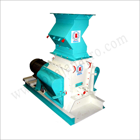 Hammer Mill Grinder (Double Screen)