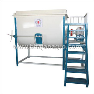 Horizontal Feed Mixer
