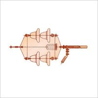 Disc Insulator Double Tension Hardware