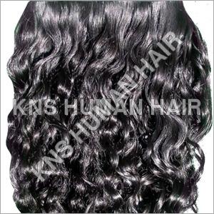 Remy Single Drawn Curly Bulk Hair