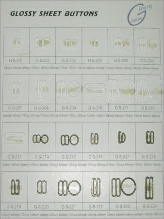 Plastic Garment Accessories