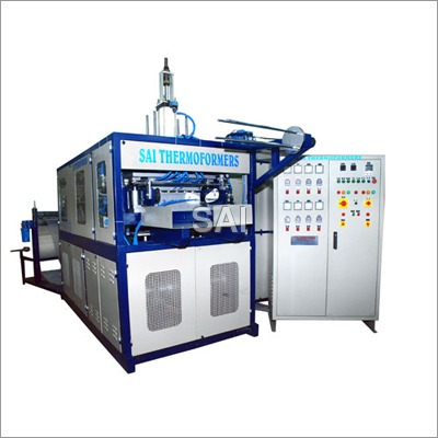 Glass Thermoforming Machine