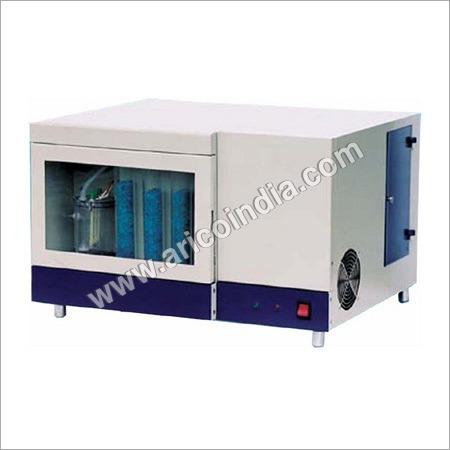Automatic Sulphur Analyzer