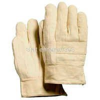 Cotton Canvas Hand Gloves
