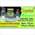 Crystal Herbal Mix Fruit Facial Gel