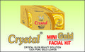 Crystal Mini Gold Facial Kit