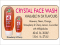 Crystal Face Wash